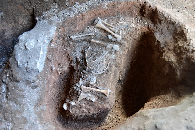 Remains of 5,750-year-old infant found in Argentina
