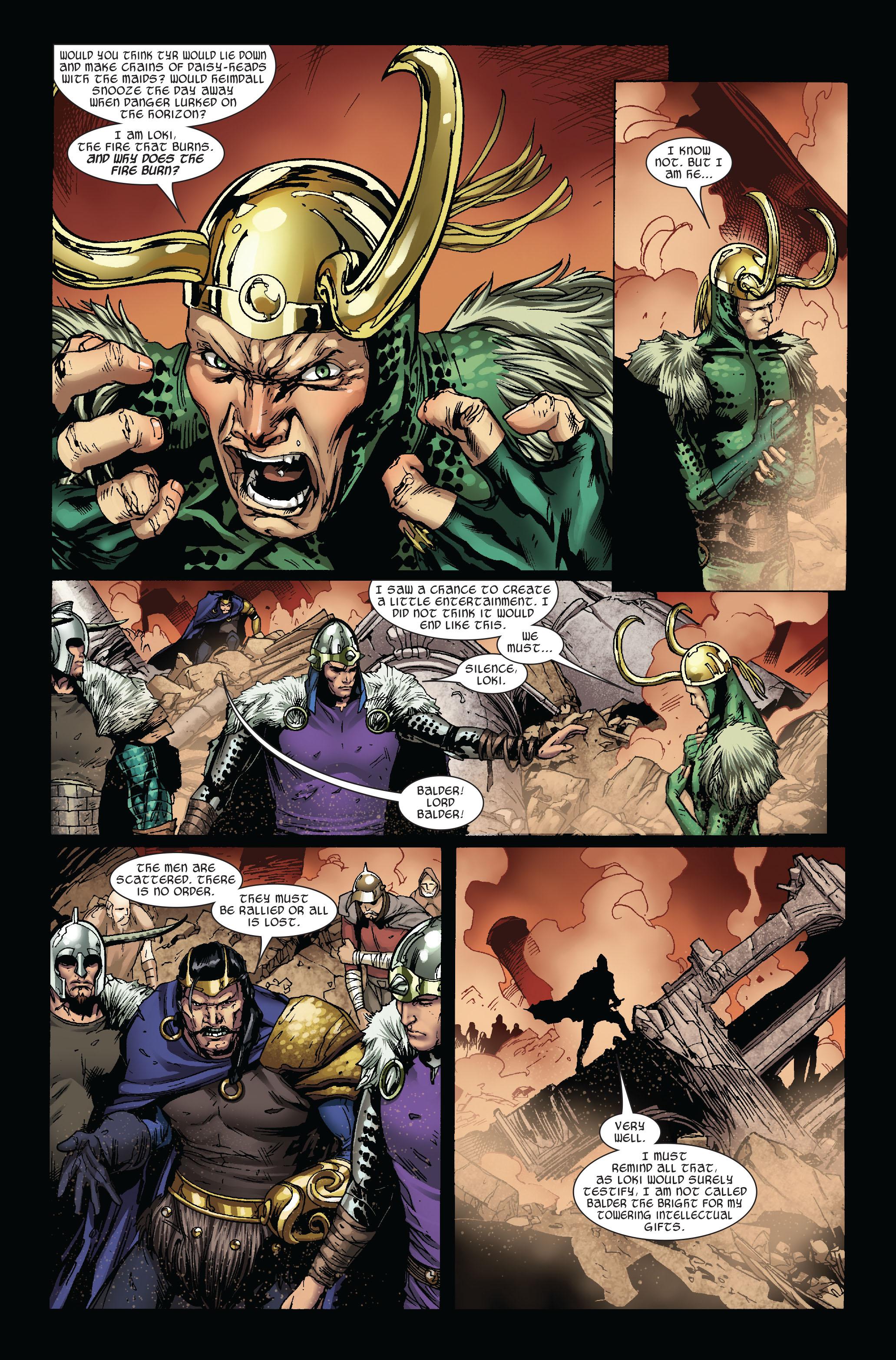 Thor (2007) Issue #609 #22 - English 18