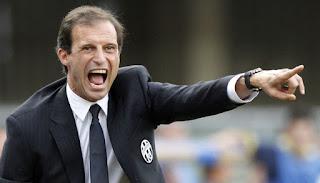 Juventus Napoli 2-1 video intervista allegri post partita