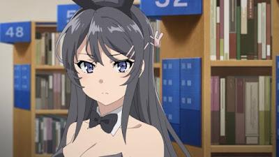 Seishun Buta Yarou wa Bunny – Episódio 01