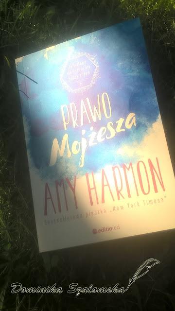 """#121 Recenzja książki """"Prawo Mojżesza"""" Amy Harmon"""