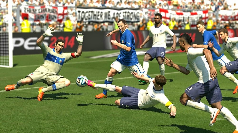 Pro Evolution Soccer 2014 Fully! free Download