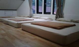 Tambahan Tempat Tidur Gelar di lantai 3