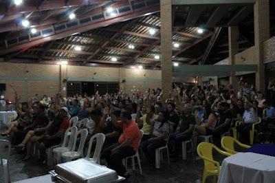 Em São José do Rio Preto, categoria diz 'sim' à pauta da Campanha Salarial 2018