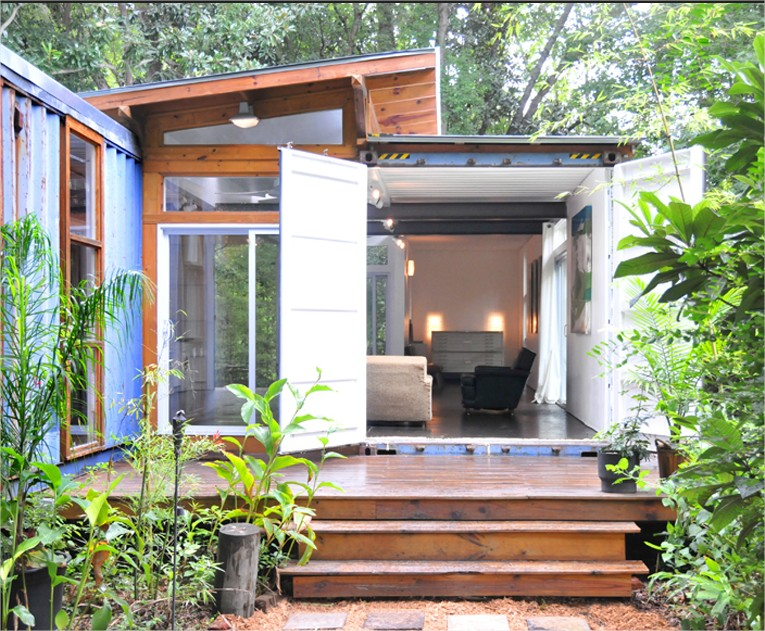 Cargo shipping container home design 20 ideas for your home container home - Sea container home designs ...