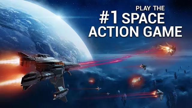 Galaxy on Fire 3 Manticore Hack Apk