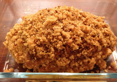 breadcrumb coated chicken kiev