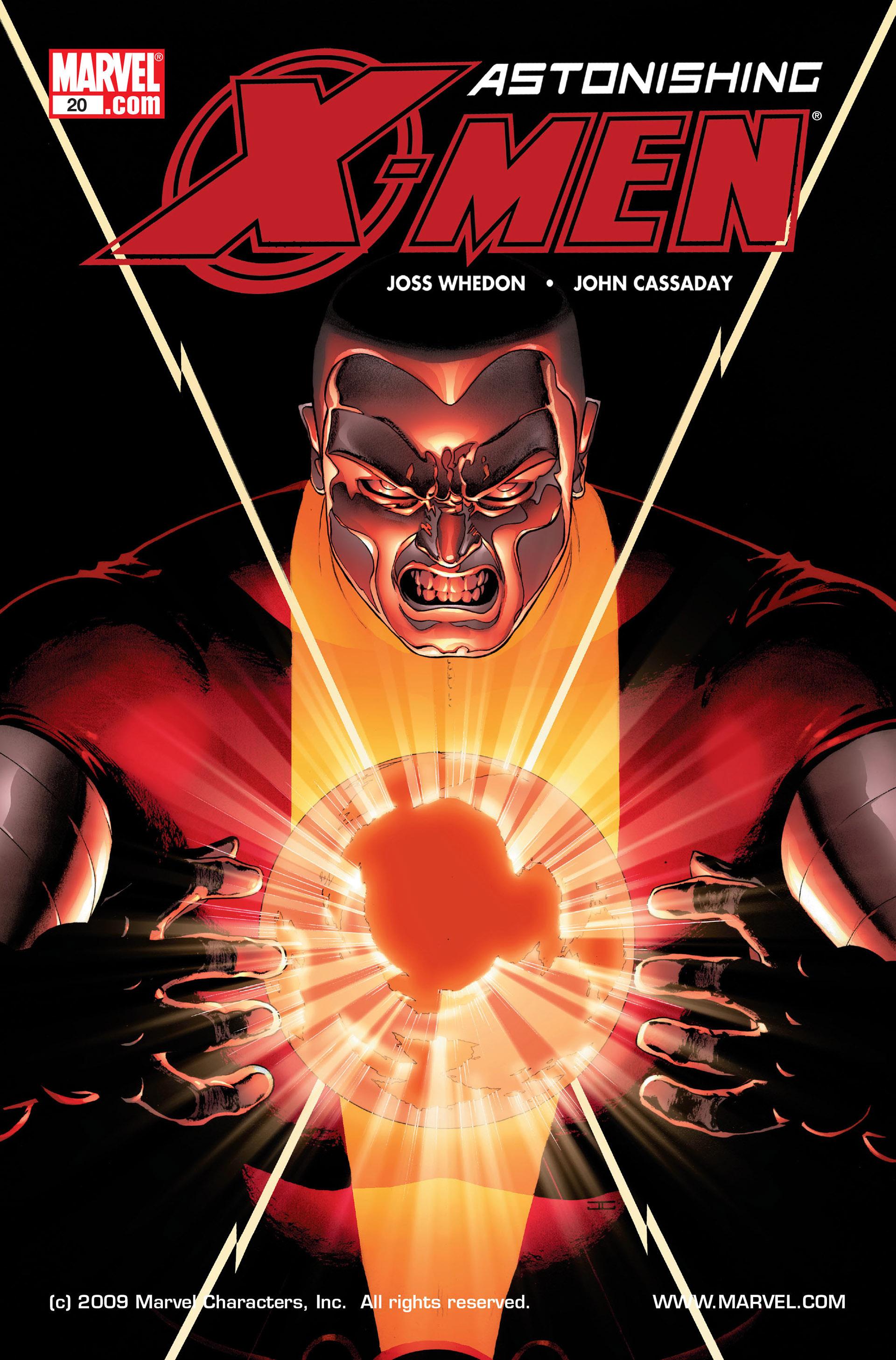 Astonishing X-Men (2004) 20 Page 1