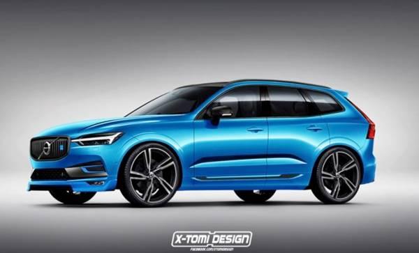 2018 Volvo XC60 Polestar Sizzling Hot Looks
