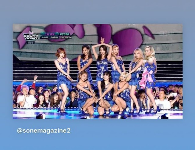 1. Brie Larson and SNSD