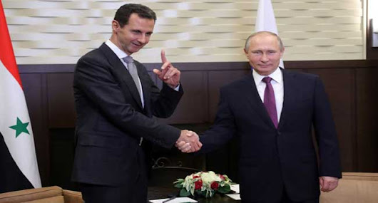 Putin Orders Partial Russia Troop Withdrawal In Syria