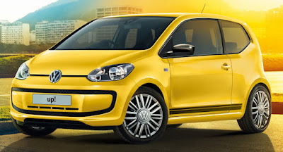 Volkswagen Up! front hd images