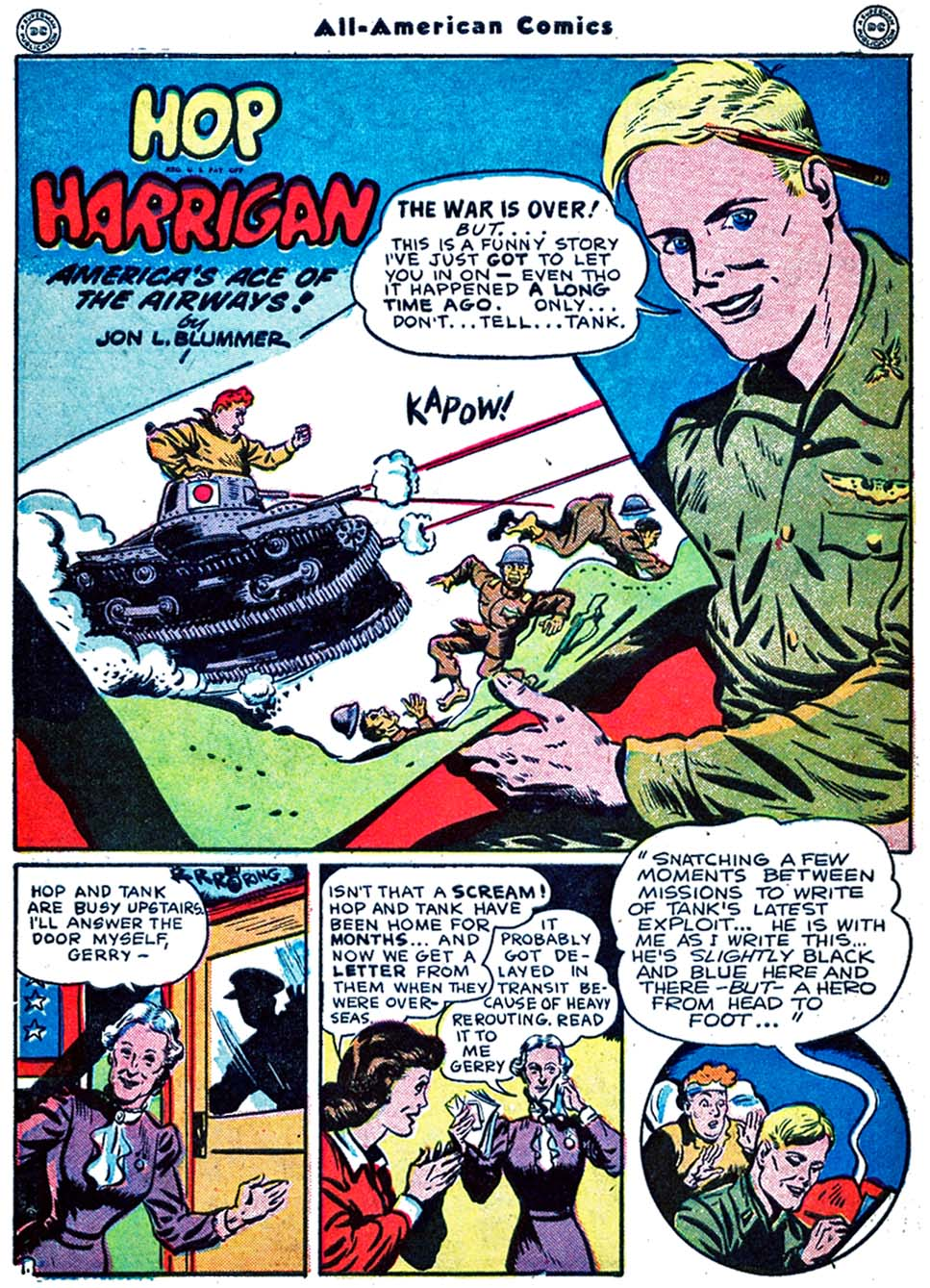 Read online All-American Comics (1939) comic -  Issue #70 - 44