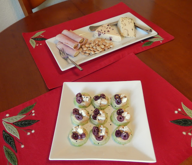 Christmas%2BTree%2BTrimming%2BSnacks Weight Loss Recipes Holiday Snacks for Decking the Halls