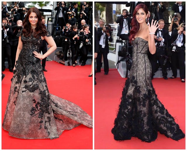 aishwarya rai and katrina kaif, copy cat of bollywood