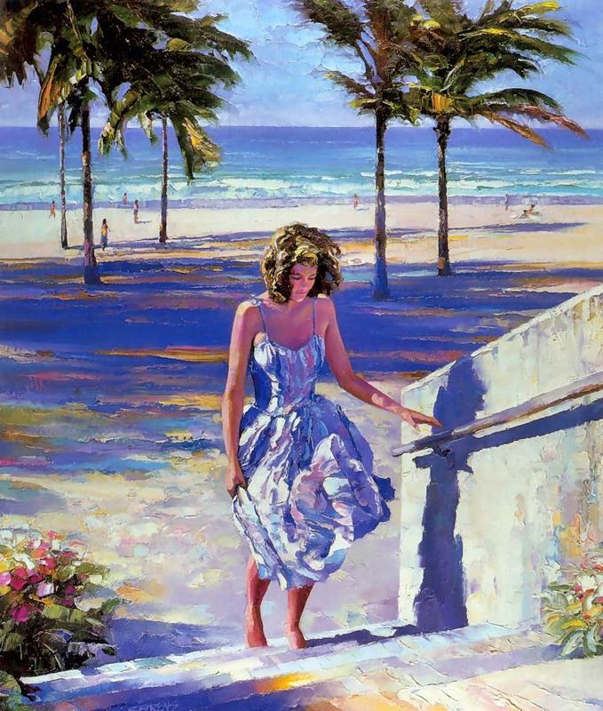 Howard Behrens Artist Paintings