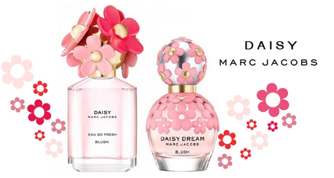 Perfumeberry Blog: Marc Jacobs Daisy Eau So Fresh Blush EDT 75ml