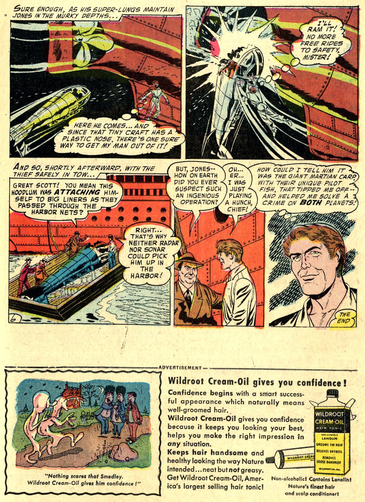 Read online Detective Comics (1937) comic -  Issue #236 - 21