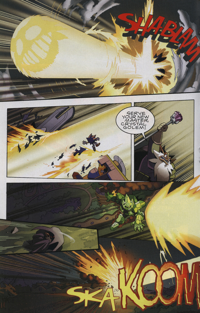 Read online Sonic The Hedgehog comic -  Issue #231 - 18