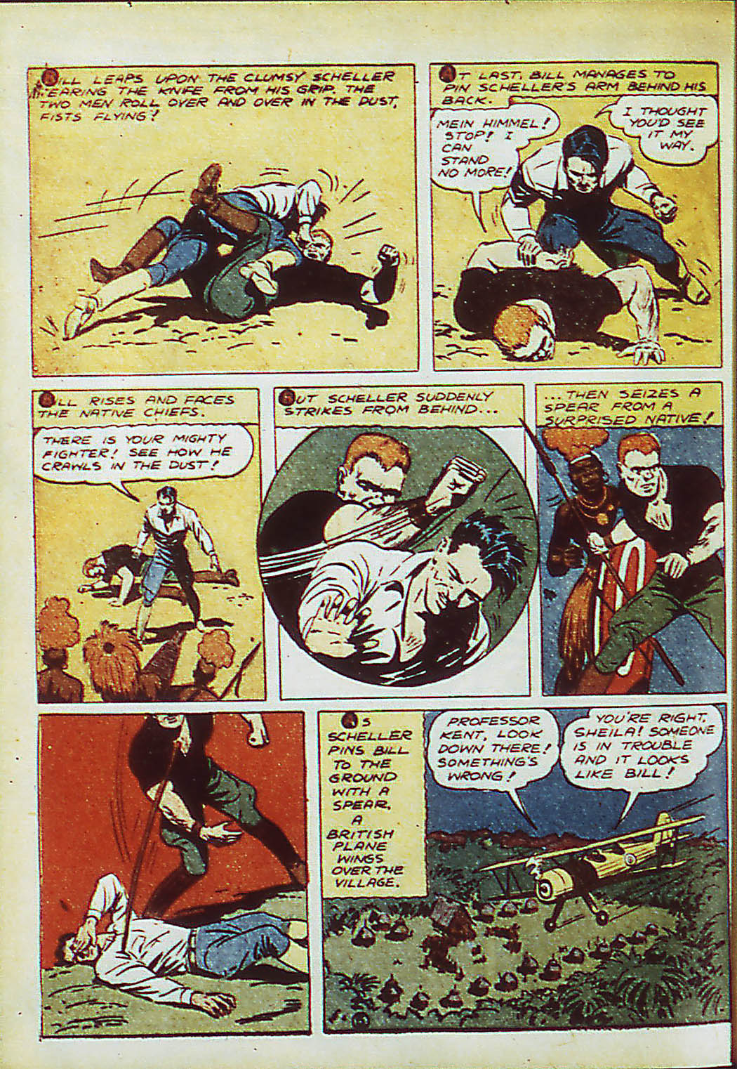 Read online Action Comics (1938) comic -  Issue #41 - 53