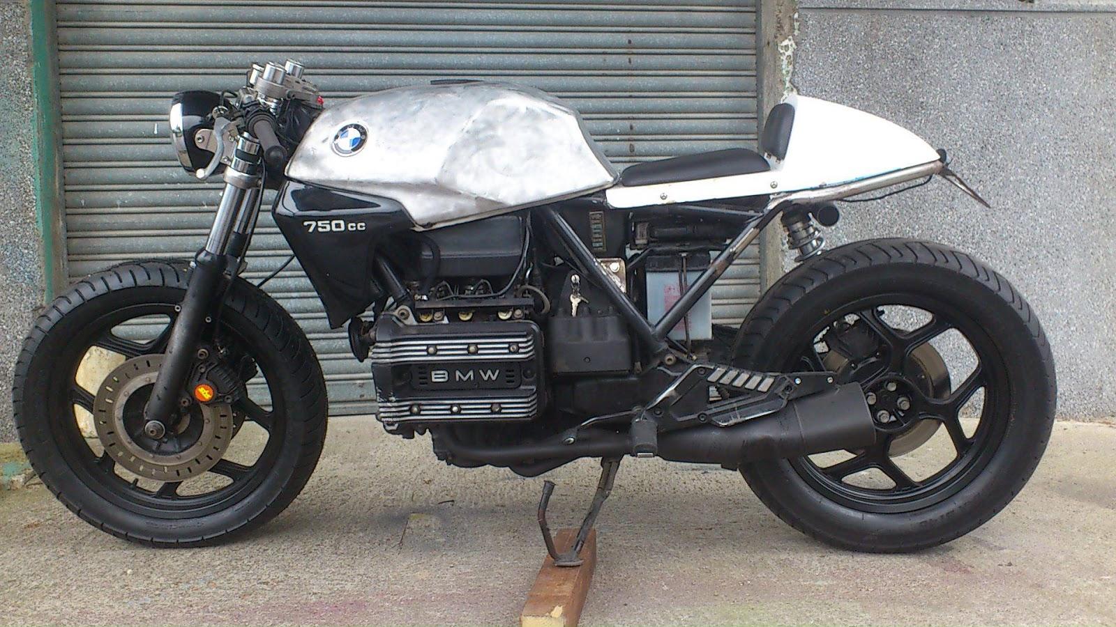 Nueva Cafe Racer K100 Rs Del 87