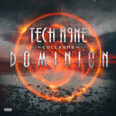 Tech N9ne Collabos - Dominion - Album Download, Itunes Cover, Official Cover, Album CD Cover