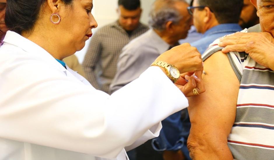 Vacinação contra a gripe influenza começa na próxima segunda-feira