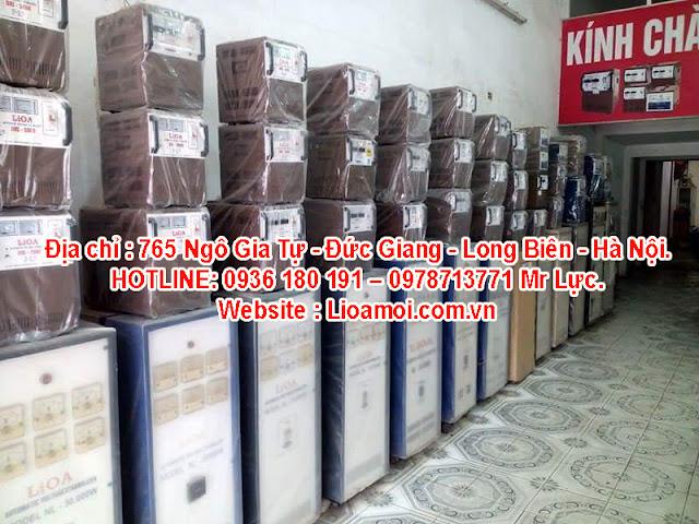 Đại lý lioa tại KCN Tiên Sơn Bắc Ninh