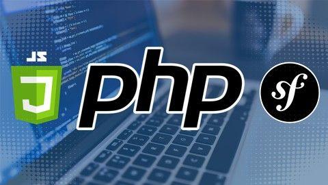 Curso MEGA Aprende a usar Componentes JavaScript con PHP y Symfony (Udemy)