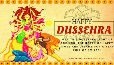 image of dussehra