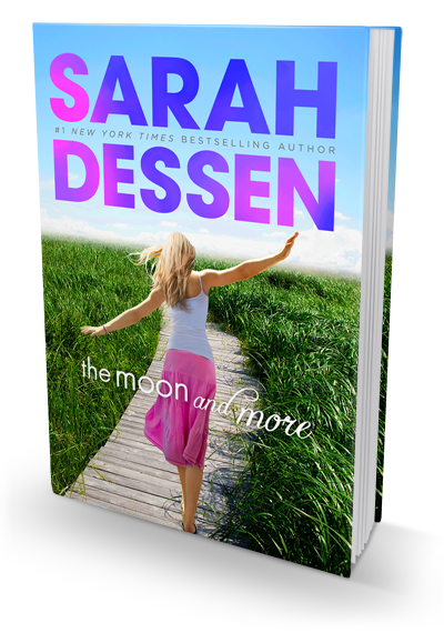 Review: The Moon and More by Sarah Dessen
