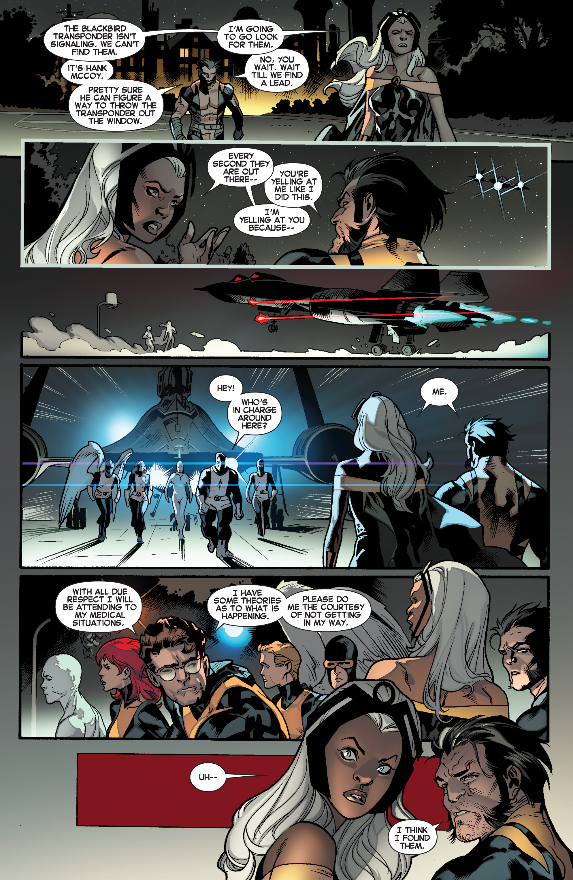 Read online All-New X-Men (2013) comic -  Issue # _Special - Yesterday's X-Men - 81