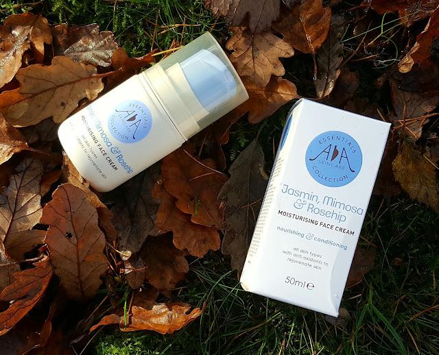 Jasmin, Mimosa & Rosehip Face Cream, AA Skincare*