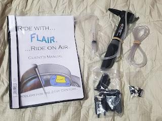 Flair air panels