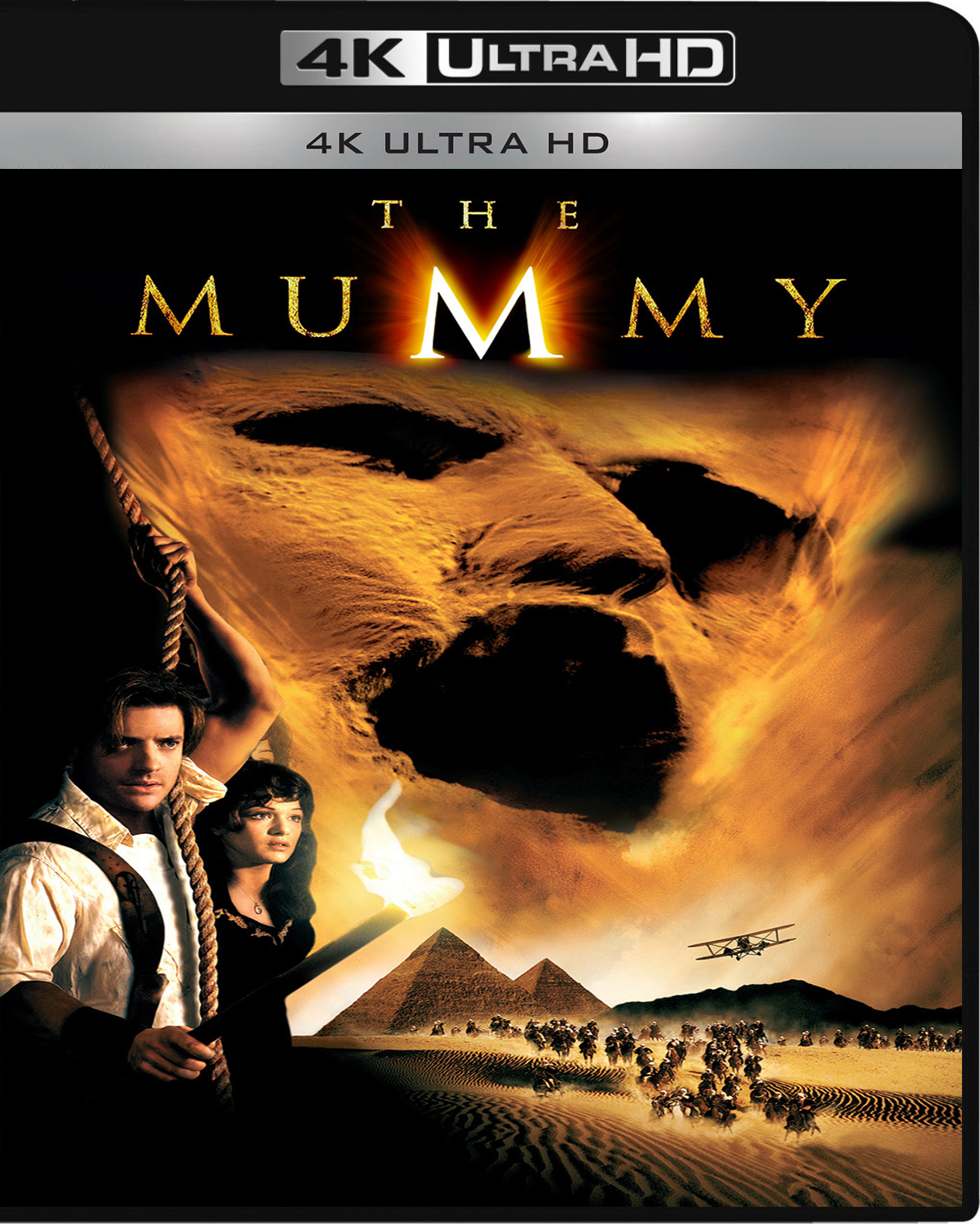 The Mummy [1999] [UHD] [2160p] [Latino]