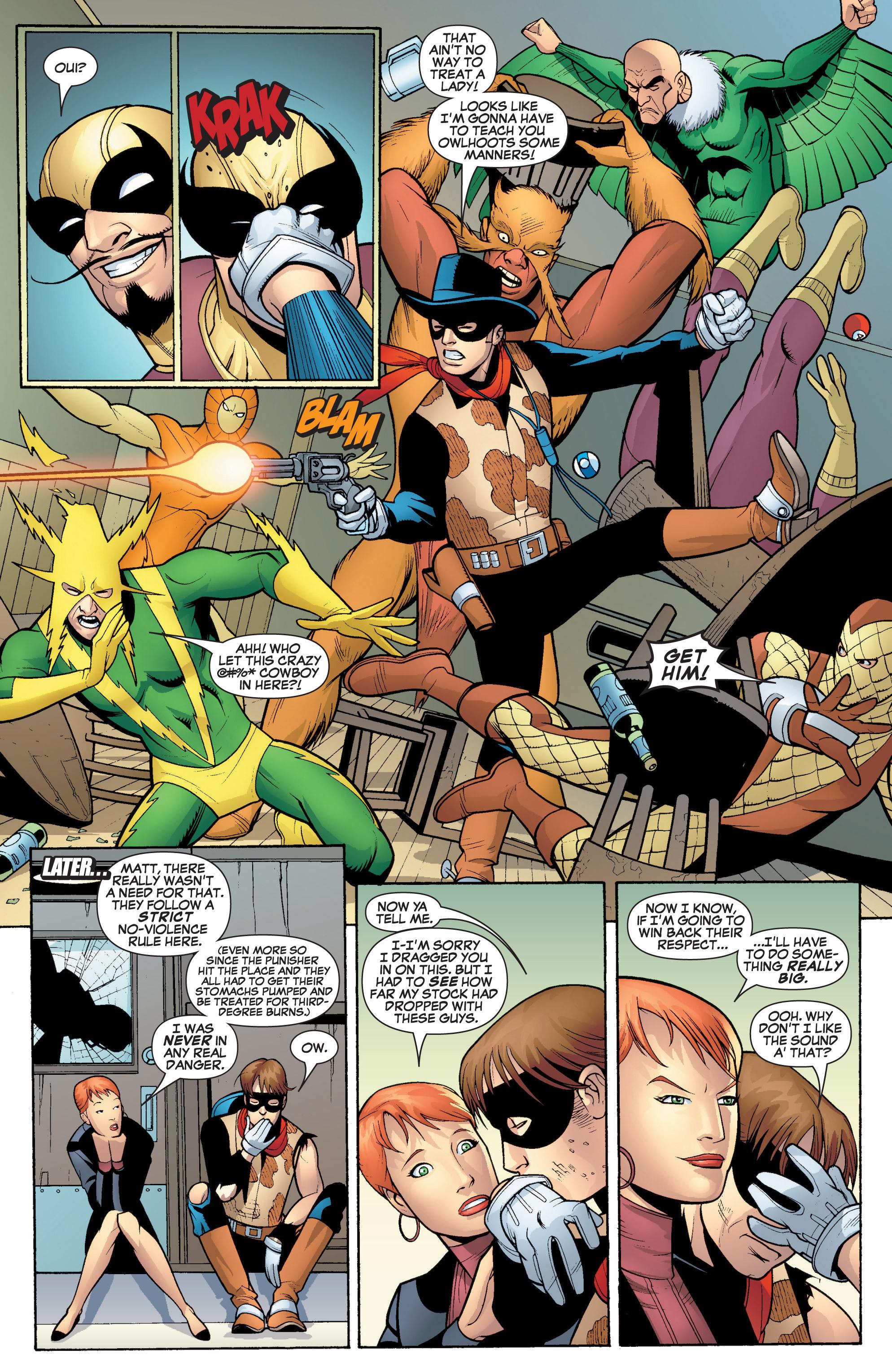 Read online She-Hulk (2005) comic -  Issue #17 - 17