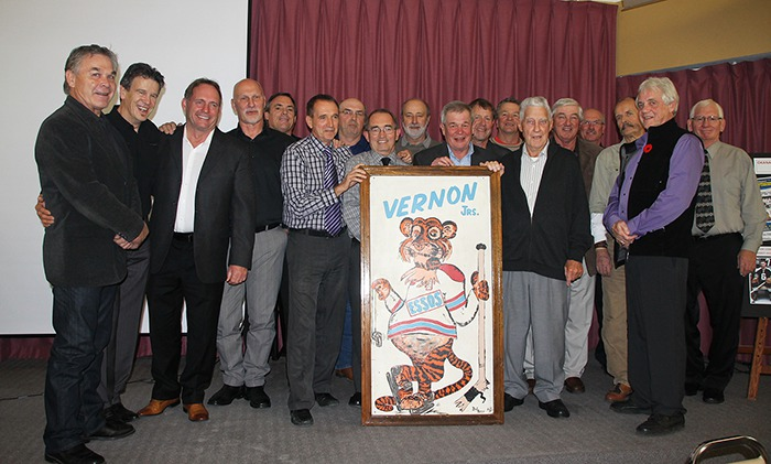 1969-70 & 1971-72 Vernon Essos Inducted Into Okanagan Sports Hall Of Fame