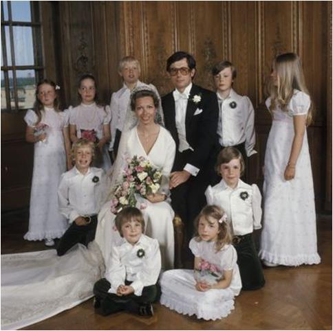The Royal Order Of Sartorial Splendor Wedding Wednesday Haga Princesses Part 2