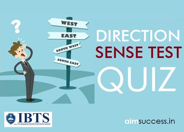 Direction Sense for IBPS RRB/ SBI 2018: 15 June