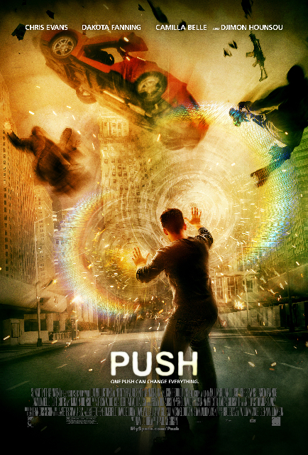 Push (2009) Hindi Dual Audio BluRay | 720p | 480p