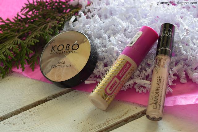 Przegląd kosmetyczki - korektory