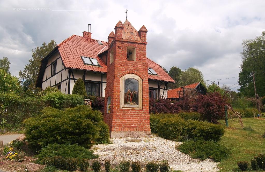Kapliczka w Miodówku