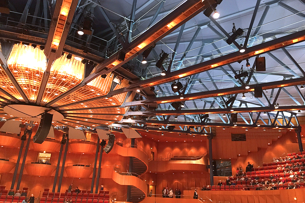 Kölner Philharmonie Orchestra, in Cologne - UK travel & lifestyle blog
