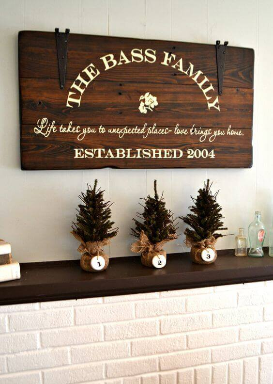 70 Cool Diy Pallet Signs With Quotes Amp Ideas For Your