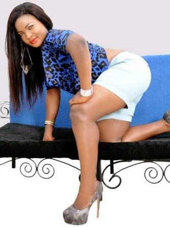 Men Can't Resist My Séxy Stuffs ––Actress Evia Simon