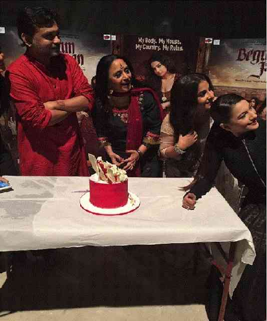 Ila Arun, Gauhar Khan, Bollywood Celebrity, Bidya Balan