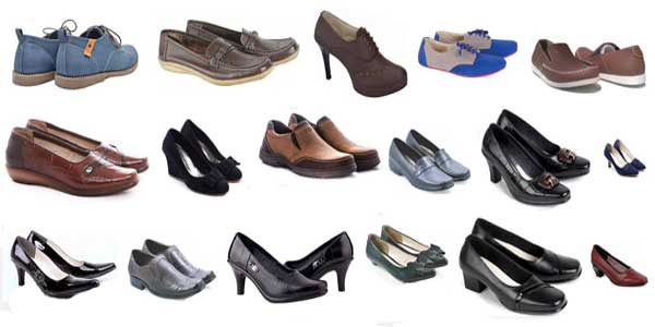 Model Sepatu Pantofel Bagi Pria dan Wanita
