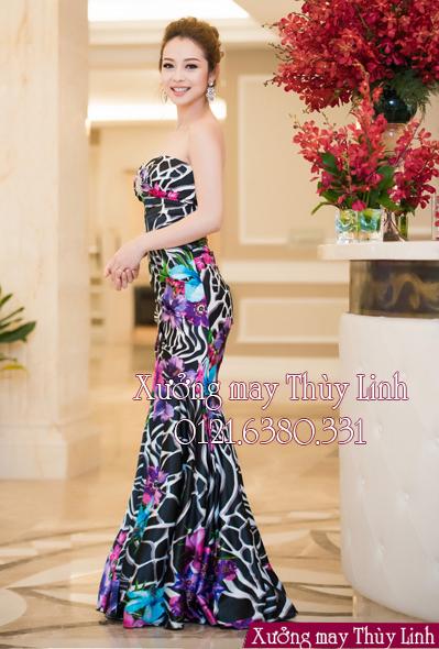 Những mẫu đầm dạ hội hot nhất 2016