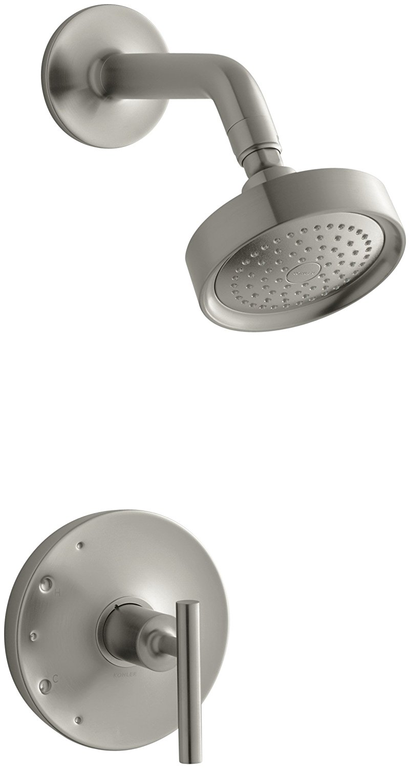 Purist Shower Fixtures