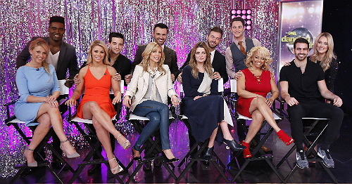 The cast of the 22nd season of DWTS is announced.